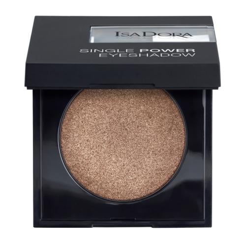 Фото - IsaDora Тени Single Power Eyeshadow для Век 08, 2,2г тени для век eyeshadow 2 5г 06 purple