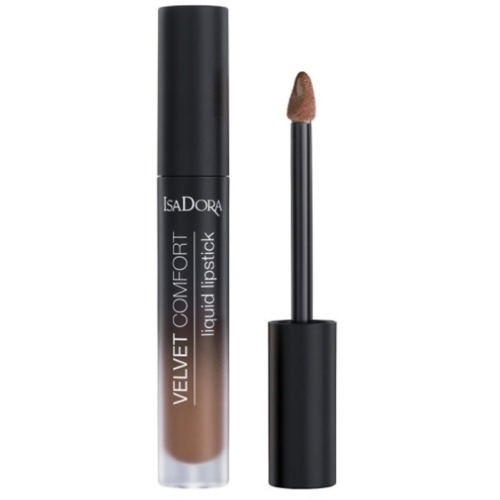 IsaDora Помада Velvet Comfort Liquid Lipstick 68 Жидкая Матовая, 4 мл недорого