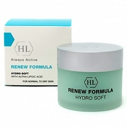 Holy Land Крем Renew Formula Hydro-Soft Cream Spf 12 Увлажняющий, 50 мл