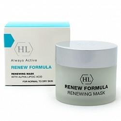 Holy Land Маска Renew Formula Renewing Mask Сокращающая, 50 мл holy land сокращающая маска double action mask 70 мл