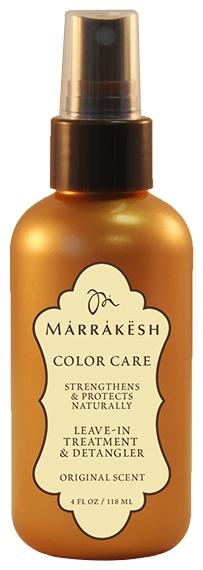 Marrakesh Несмываемое Средство-Спрей для Окрашенных Волос Color ORIGINAL, 118 мл