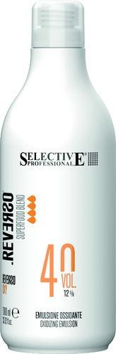 "Selective Professional Оксигент для Крем-Краски ""Reverso Hair Color"" Reverso Oxy 12%, 1000 мл"