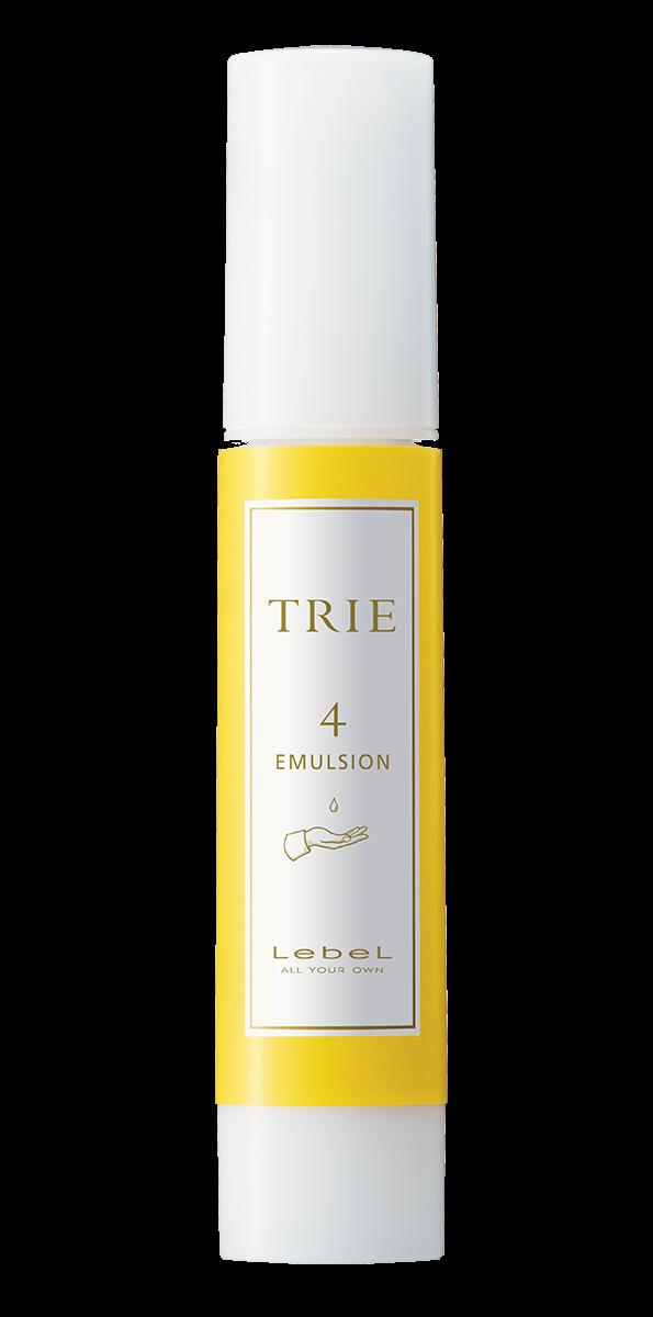 Lebel Cosmetics TRIE EMULSION 4 Крем-эмульсия для естественной укладки, 50 мл lebel cosmetics эмульсия для волос серии trie trie move emulsion 8 50г