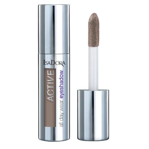 Фото - IsaDora Тени Active All Day Wear Eyeshadow 06 для Век Жидкие Устойчивые, 3 мл тени для век eyeshadow 2 5г 06 purple