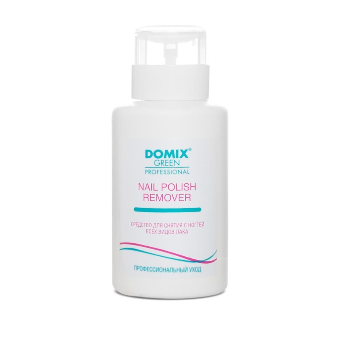 Domix Средство Domix Nail Polish Remover With Aceton для Снятия всех Видов Лака, 255 мл цена