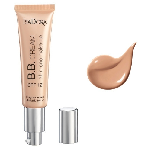 Фото - IsaDora ВВ-Крем B.B Cream All-in-One Make-Up SPF 12 14, 35 мл bb крем для лица all in one honey essential cover cream spf 30pa 50г