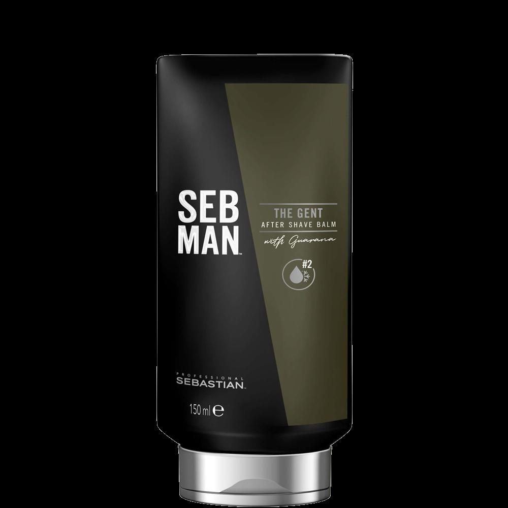 Sebastian Men Увлажняющий Бальзам после Бритья The Gent, 150 мл