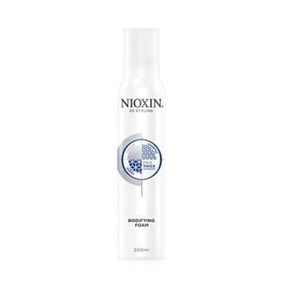 NIOXIN Мусс Bodifying Foam для объема подвижной фиксации, 200 мл
