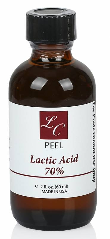 LC Peel Молочный Пилинг 70%, 60 мл lc peel пилинг тса 10% 60 мл