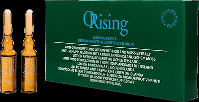 все цены на Orising Лосьон Lozione Tonica DeforForante Al Lichene D'islanda Против Перхоти с Исландским Лишайником, 12*7 мл