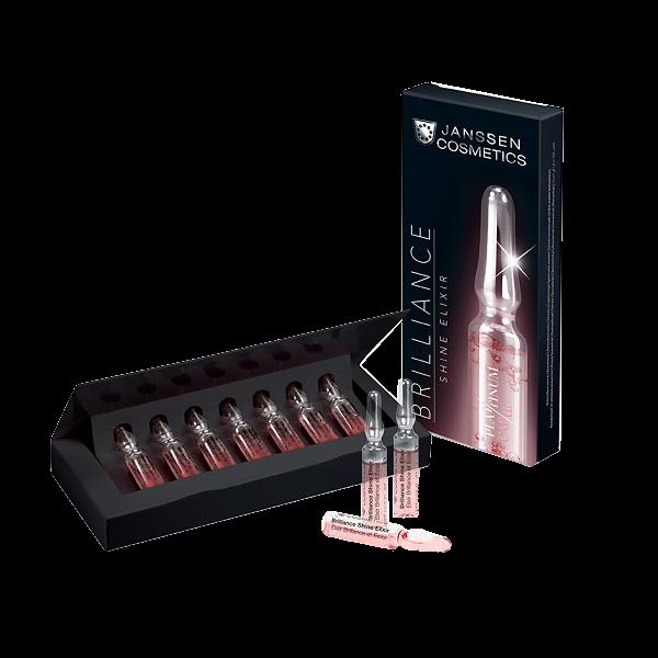 Janssen Эликсир Brilliance Shine Elixir для Сияния Кожи, 7*2 мл недорого