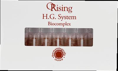 Orising Биокомплекс H.G. System, 12*7 мл orising 5 alforising лосьон при проблемах выпадения волос 12х7 мл