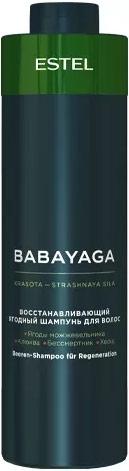ESTEL Шампунь Babayaga для Волос Восстанавливающий Ягодный, 1000 мл
