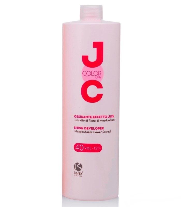 Barex Оксигент с Эффектом Блеска 9% JOC COLOR LINE, 1000 мл barex крем термозащитный barex joc color thermo reactive cream 100410 1000 мл