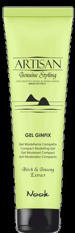 Nook Гель для Укладки Волос Джинфикс, 150 мл гель для укладки волос выпрямляющий smooth 150 мл