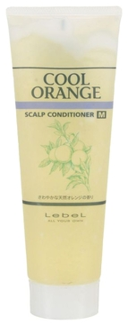Lebel Cosmetics Cool Orange Scalp M-Conditioner (Очиститель для Сухой Кожи Головы) - 130г lebel cosmetics cool orange scalp