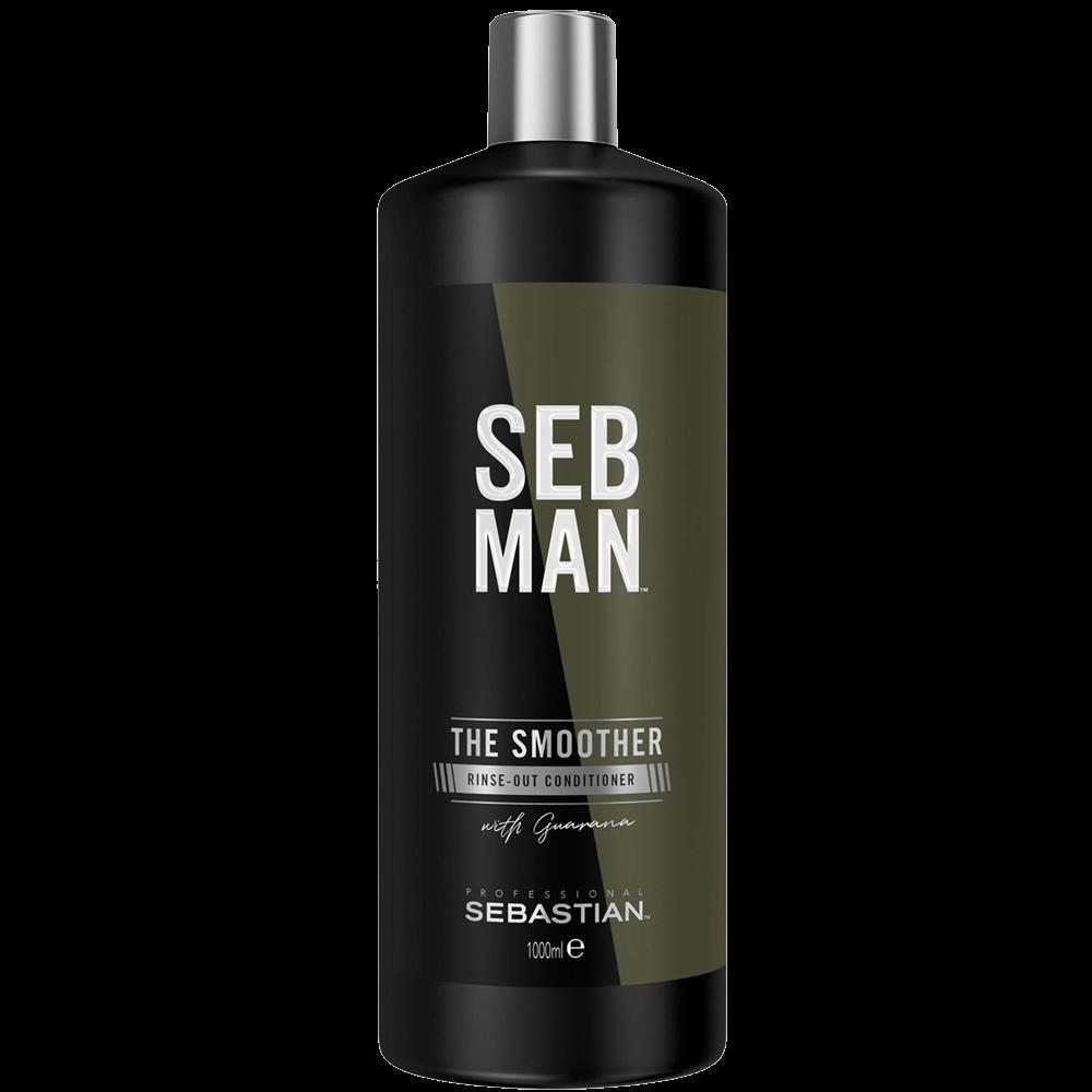 Sebastian Men Кондиционер для Волос The Smoother, 1000 мл