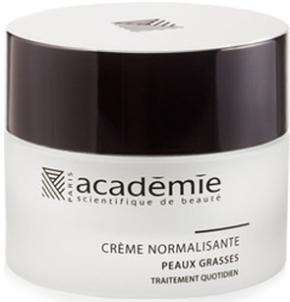 Academie Крем Нормализующий, 50 мл нормализующий крем 50 мл academie academie visage жирная кожа