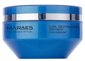 Kaaral Кондиционер Восстанавливающий для Вьющихся Волос Curl Revitalizing Treatment, 200 мл