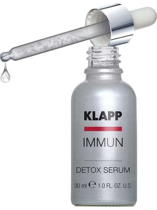 Klapp Сыворотка Detox Serum Детокс, 30 мл недорого