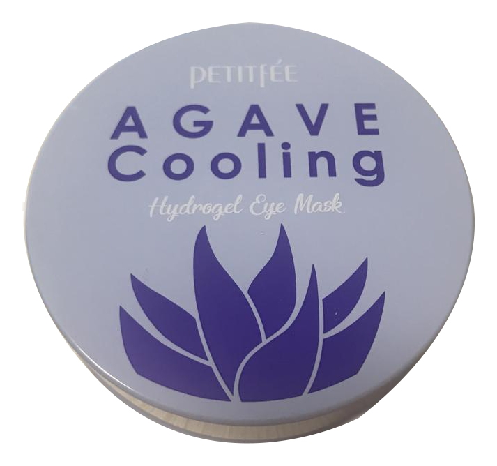 Petitfee Патчи Agave Cooling Hydrogel Eye Mask Гидрогелевые для Области вокруг Глаз с Охлаждающим Эффектом, 60 шт 4pcs gold plated 24k banana plugs nakamichi right angle 4mm banana plug for video speaker adapter audio wire cable connector
