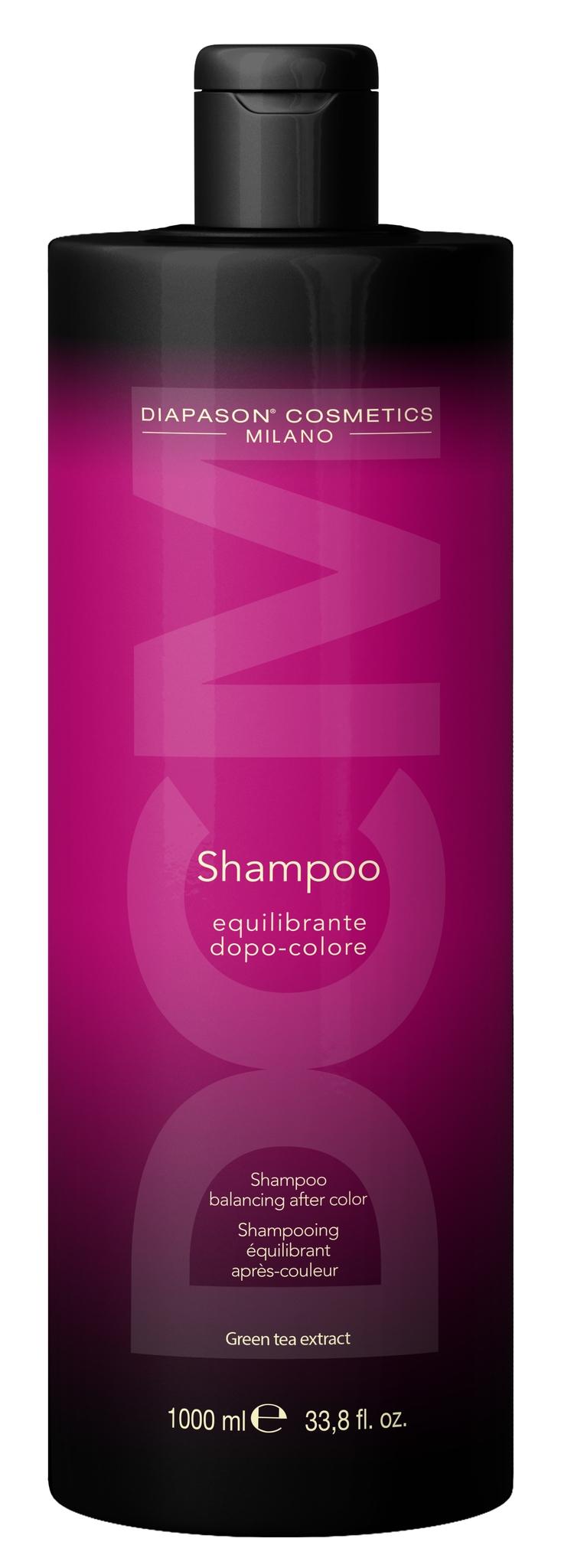 Lisap Шампунь Стабилизатор Цвета с Пониженным Уровнем pH - DCM Balancing After Color Shampoo, 1000 мл шампунь de luxe стабилизатор цвета 1000 мл