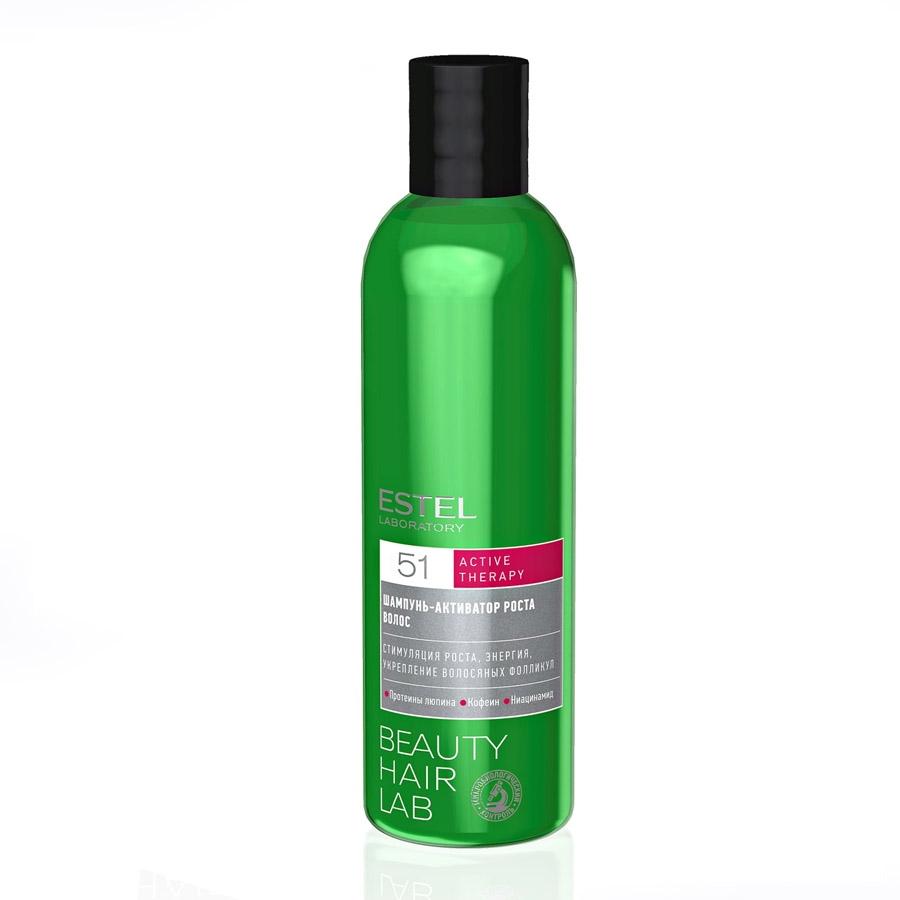 ESTEL Active Therapy Шампунь-Активатор Роста Волос, 250 мл schwarzkopf professional шампунь для волос активатор роста с аргинином 250 мл