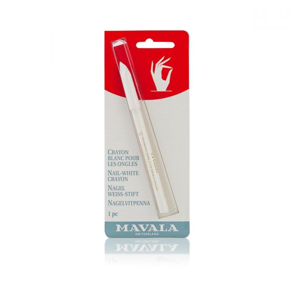Mavala Карандаш Nail-White Crayon Белый для Ногтей карандаш bright white отзывы