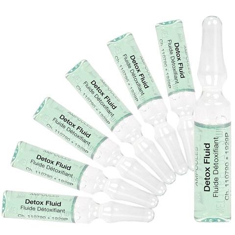 Janssen Детокс-Сыворотка в Ампулах, 7*2 мл janssen сыворотка в ампулах для клеточного обновления ампула 7 2 мл
