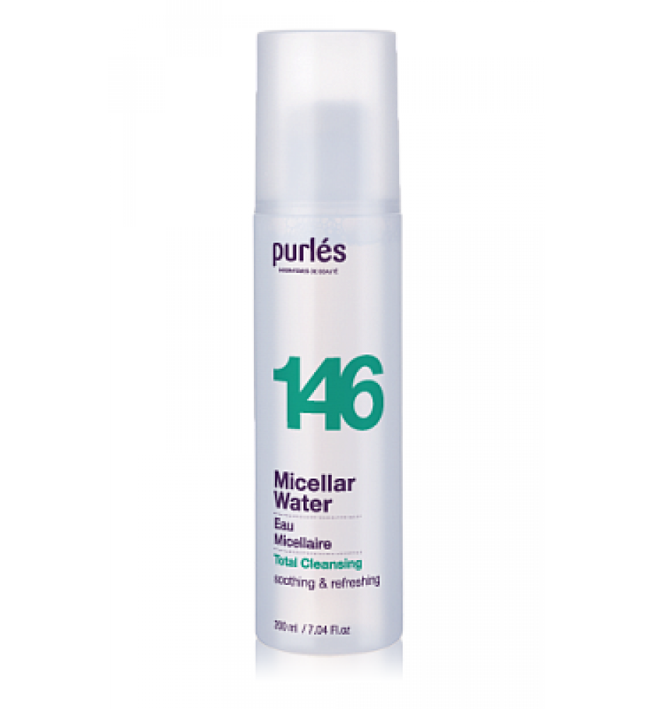 Purles Вода Мицеллярная Micellar Water, 200 мл