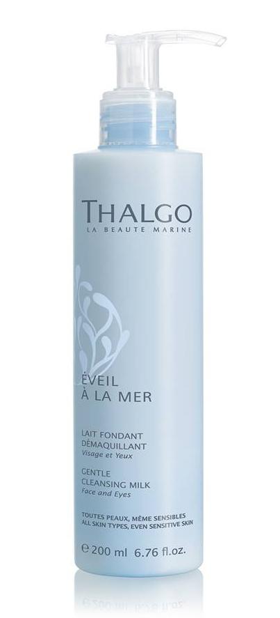 Thalgo Мягкое очищающее молочко для лица Gentle Cleansing Milk, 200 мл недорго, оригинальная цена