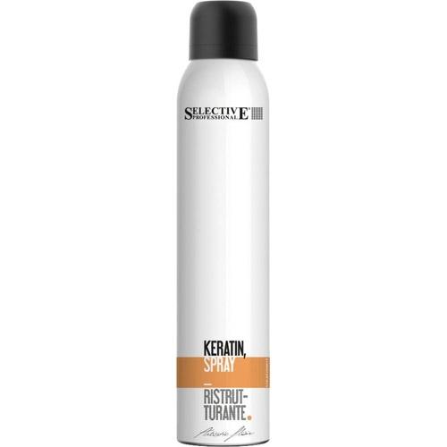 Selective Professional Кератин – спрей, 150 мл selective artistic flair blow volumizing ecohairspray натуральный экоспрей придающий объём 100 мл