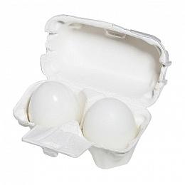 Holika Holika Мыло-Маска Egg Soap White Ручной Работы c Яичным Белком, 2*50г egg organic маска