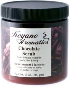 Keyano Aromatics Скраб Шоколадный, 236 мл