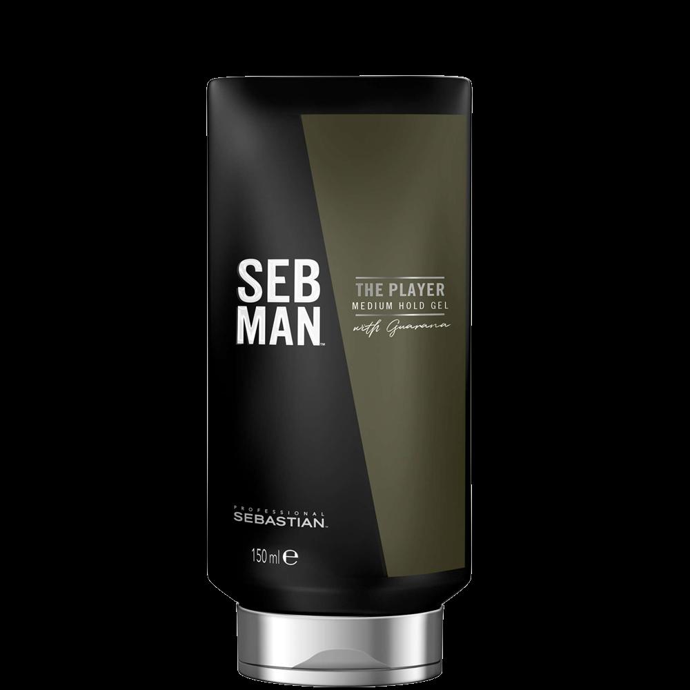 Sebastian Men Гель для Укладки Волос Средней Фиксации The Player, 150 мл dr g revital enhancer toner