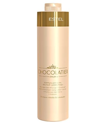 ESTEL Шампунь Otium Chocolatier для Волос Белый Шоколад, 1000 мл