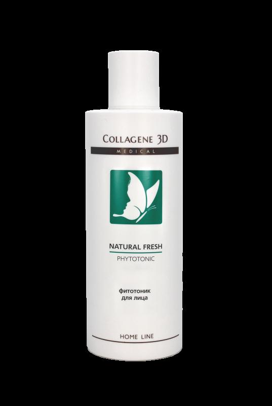 Collagene 3D Фитотоник Fresh, 250 мл