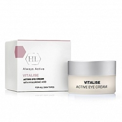 Holy Land Крем Vitalise Active Eye Cream для Век, 15 мл holy land vitalise cleanser