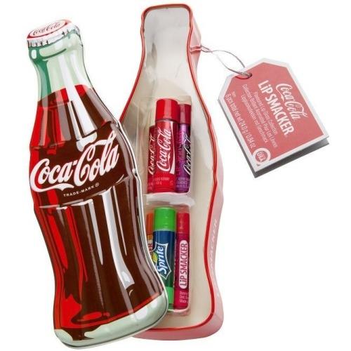 Lip Smacker Набор Vintage Bottle, 6*4г