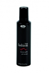 Lisap Мусс-Гель для Создания Эффекта Завитых Волос Lisap Fashion Extreme Gel Mousse, 250 мл lisap milano fashion gloss shine спрей блеск для волос 250 мл