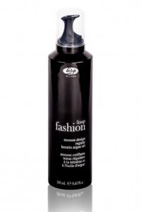 Lisap Мусс для Укладки Волос Средней Фиксации Fashion Mousse Design Regular, 250 мл