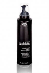 Lisap Мусс для Укладки Волос Средней Фиксации Lisap Fashion Mousse Design Regular, 250 мл lisap milano fashion gloss shine спрей блеск для волос 250 мл