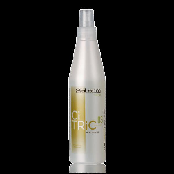 Salerm Cosmetics Эмульсия (Битрат) Citric Balance для Окрашенных Волос, 250 мл salerm cosmetics тоник hi reair завершающий для защиты волос 100 мл