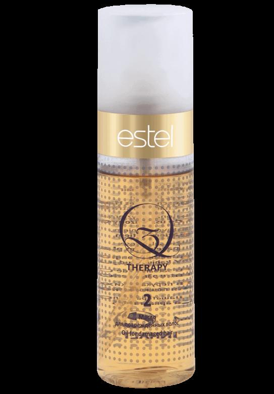 цена на ESTEL Q3 Therapy Масло для Поврежденных Волос, 100 мл