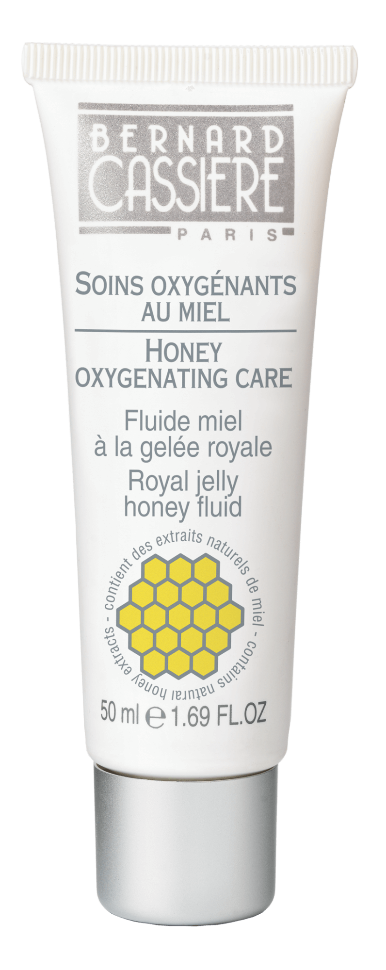 Bernard CASSIERE Флюид Royal Jelly Honey Fluid с Медом и Пчелиным Маточным Молочком, 50 мл