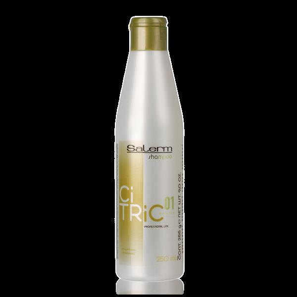 Salerm Cosmetics Шампунь Citric Balance для Окрашенных Волос, 250 мл salerm cosmetics тоник hi reair завершающий для защиты волос 100 мл