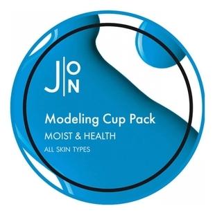 J:ON Маска Moist & Health Modeling Pack Альгинатная Увлажняющая, 18г