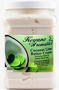 Keyano Aromatics Крем Кокос и Лайм, 1900 мл