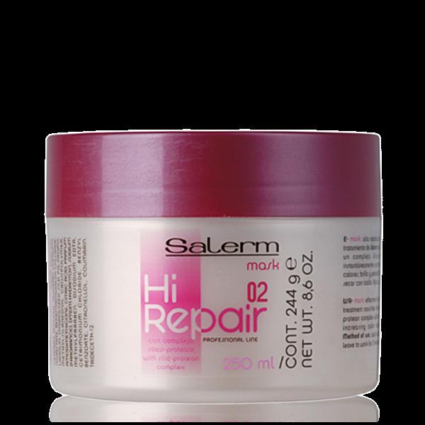 Salerm Cosmetics Маска Hi Repair Anti-Age Восстановление, 250 мл восстановление маска