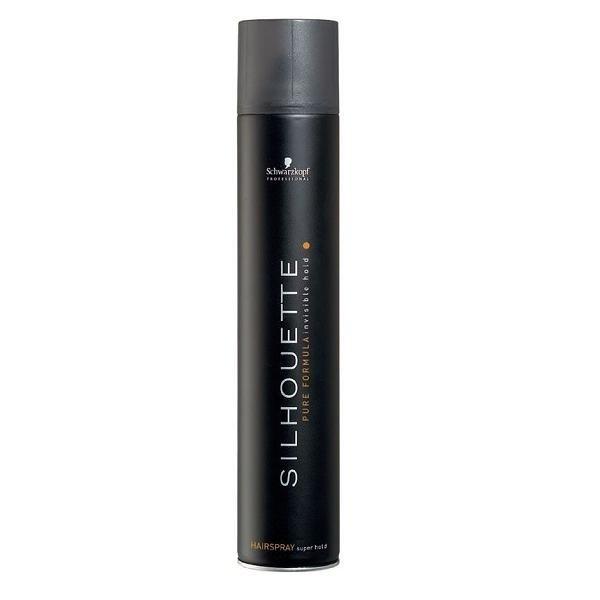 Schwarzkopf Лак Silhouette для волос ультрасильной фиксации, 500 мл безупречный спрей ультрасильной фиксации 200 мл schwarzkopf professional silhouette